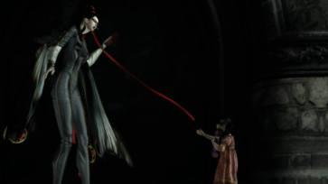 Bayonetta and Cereza