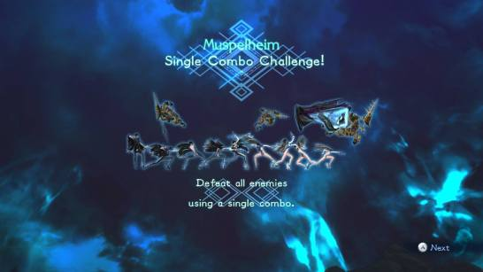 Never understood how to beat this challenge. Is it defeat every enemy at the same time with the same combo? Or can you defeat each enemy separately by using the same combo? I guess I'll never know.
