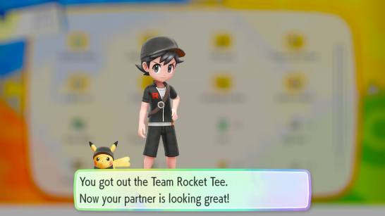 Why does the Team Rocket outfit look the best?