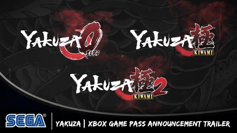 Yakuza Xbox