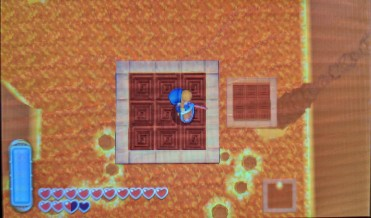 I played the game in 2D (on a 2DS XL). I imagine it would be amazing in 3D.